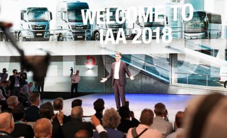 德国曼恩商用车汉诺威车展专题