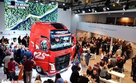 超跑造型卡车,750马力卡车,带你一次看够沃尔沃最新最强卡车