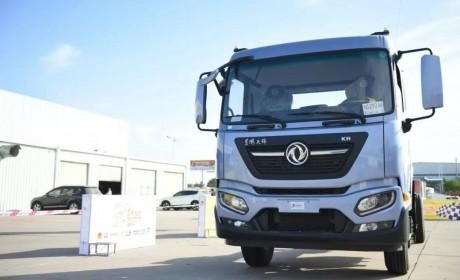 天龙旗舰、天锦KR发力,东风商用车前9月销售中重卡近13万辆!