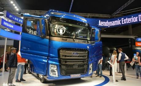 年度卡车F-MAX最引关注,带您逛福特卡车2018IAA展台