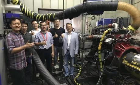 康明斯X12发动机率先获得大马力发动机国六认证!