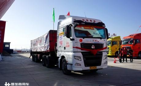 高端车型更会赚钱,汕德卡天然气牵引车走红陕北煤炭运输市场