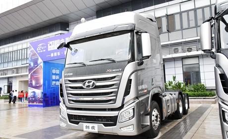 国内唯一的韩系卡车实力如何?老司机带您认识四川现代创虎重卡