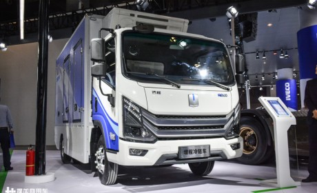 没有续航危机,最便宜的绿牌轻卡?带您见识吉利全新推出的增程式卡车