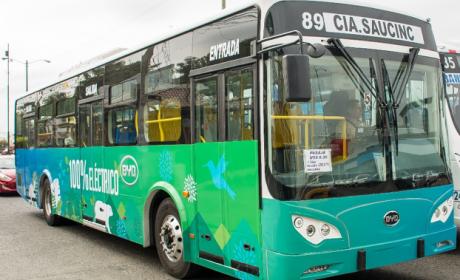 """厄瓜多尔再次""""触电"""",将迎来全国首支纯电动大巴车队"""