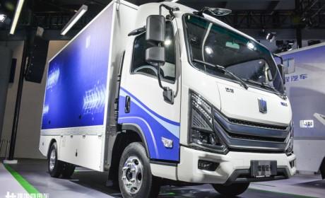 续航超500公里,另辟蹊径的新能源卡车?吉利远程全新推出的增程式轻卡详解