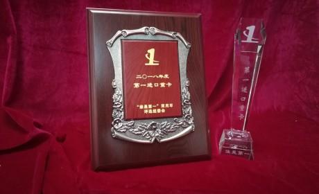 """重卡中的实力悍将,曼恩TGX高效版牵引车荣膺""""2018年度第一进口重卡""""大奖"""