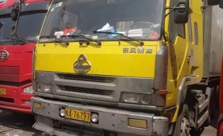 斯堪尼亚,沃尔沃、曼恩,在北京新发地逛了一圈发现尽是高端卡车