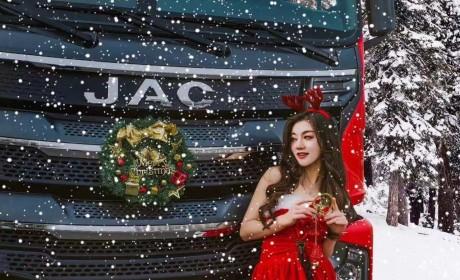 圣诞老人座驾升级,格尔发A5III比驯鹿更快、更强、更能装