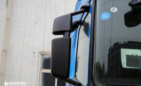 绝对首发,带您见识国内用户购买的斯堪尼亚新款P系牵引车