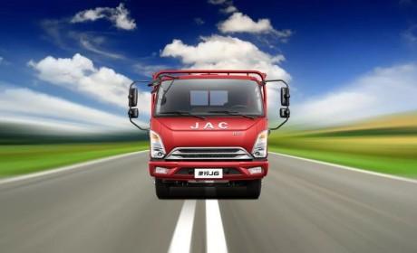 也叫J6的卡车,4米2货箱最大做到了21方,江淮康铃全新宽体轻卡亮相