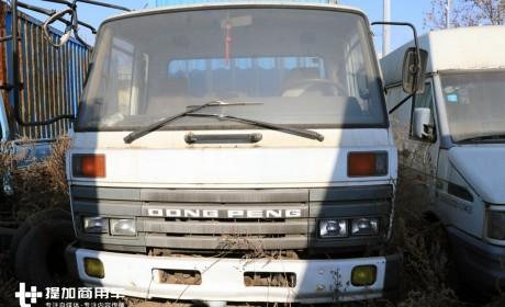 东风三吨王的原型车,带您见识一位卡车收藏家的日产柴Condor卡车