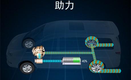 春运回家MPV用车推荐,搭载48V混动系统的瑞风M4给力还省油