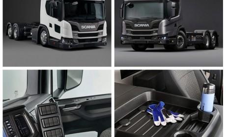 什么车系可以选装V8发动机?全新一代斯堪尼亚车系划分最全科普来了