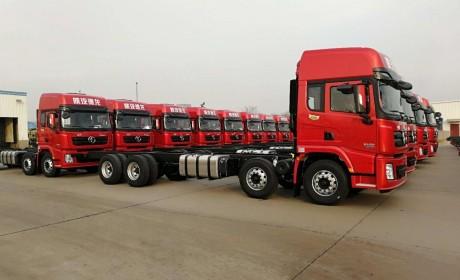 卡车销售行业的福利来了!陕汽德龙载货车面向全国招商