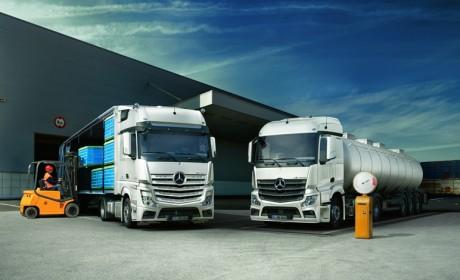 卡车上的这个装置用处不大却很费油,欧洲卡车已经率先开始取消