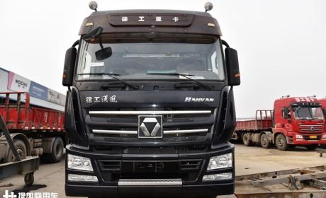这是徐工卖的最好的干线运输重卡?徐工漢風G7牵引车实拍