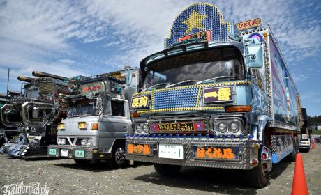 中外卡车文化对比科普,国外玩得很嗨,国内老司机大部分表示玩不起