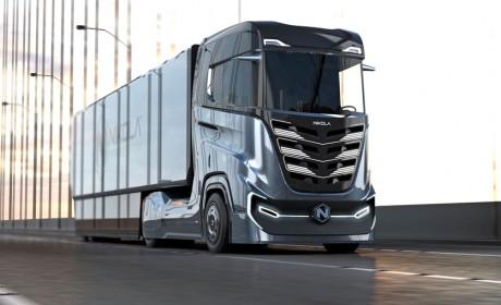 相比国产卡车在拼高端,拼配置,更先进的欧洲卡车如今在拼什么?拼环保!