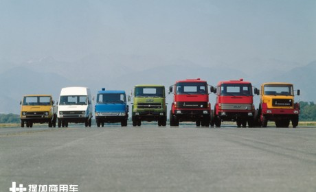 从红极一时的南京依维柯中巴说起,依维柯Daily轻客六代车型大科普