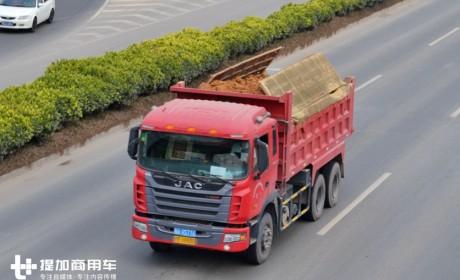 4轴自卸最多拉10.6方还能赚钱,看深圳如何用8年治好自卸车超载顽疾