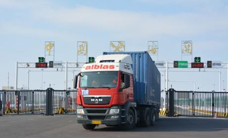 这条卡车货运线全程7000公里,直通欧洲,国内刚加入的TIR货运线解读