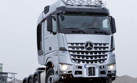 五大欧卡销量排名第一,老款Actros即将退出,戴姆勒卡车披露2018年国内销售业绩