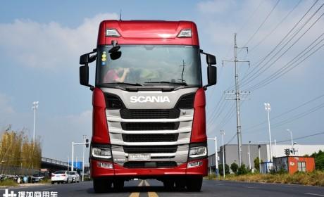 新款斯堪尼亚卡车液力缓速器不好用?官方专业培训师为您科普解疑