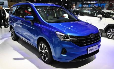 为家庭定制专属商务级品质,瑞风R3即将推出1.5T新车型