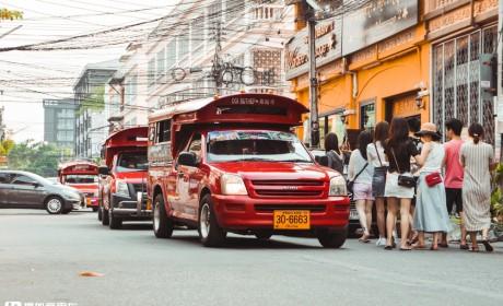 旅游发现泰国汽车文化上集:满街都是日系车,司机对路权的遵守值得我们学习