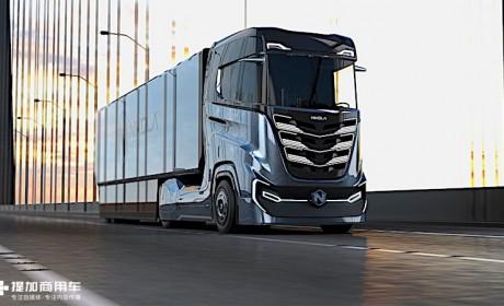 新能源卡车尼古拉雄心勃勃,新建燃料电池研发实验室豪言取代内燃机