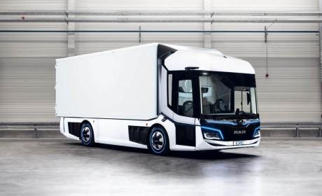 """格高意远 驾""""遇""""未来曼恩Lion's City巴士与CitE概念卡车斩获iF设计大奖"""
