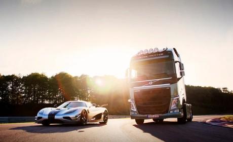 双离合变速箱,可提升的驱动轴,带您见识让沃尔沃卡车变得更好的25项创新
