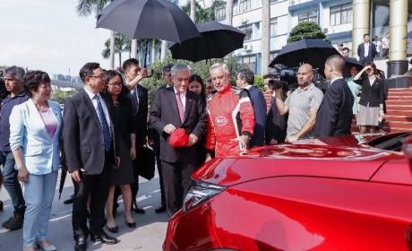 智利总统皮涅拉访华 比亚迪成总统唯一到访车企