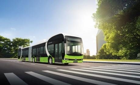 """""""绿色浪潮""""再度掀起! 比亚迪接连斩获北欧最大公交运营商订单"""