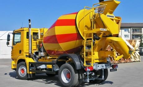 柴油车搅拌车也可以无噪音施工,利勃海尔推出电动搅拌罐产品