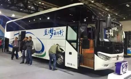 中国客车第一大展,2019道路运输车辆展开幕在即!