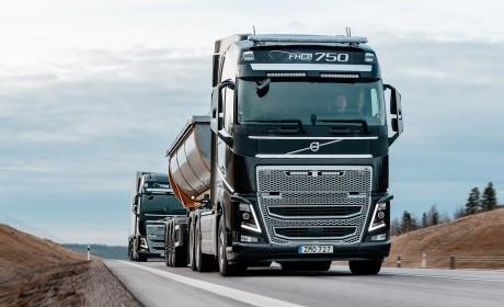"""""""距离警报"""",沃尔沃卡车推出最新版驾驶辅助系统"""