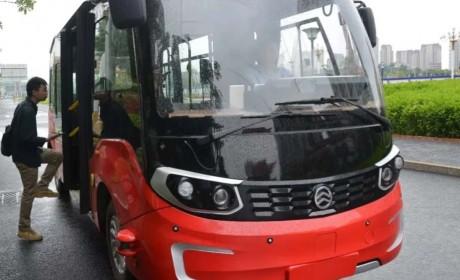 5G微循环网约公交来了!厦门金旅开启共享经济新交通模式