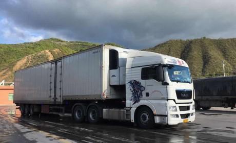 曼恩商用车中国高效驾驶冷链之旅首航告捷