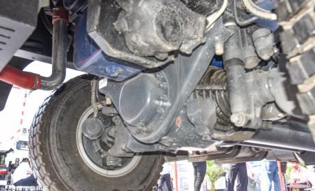 国产太脱拉卡车真的又回来了,6X6驱动国六排放,网传售价要75万!