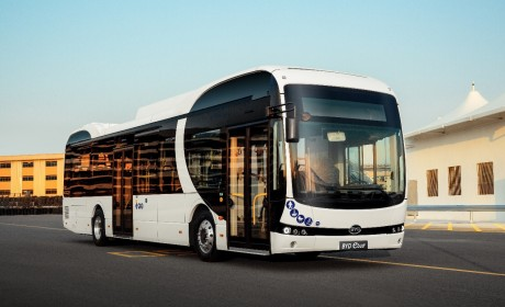 15台纯电动大巴交付西班牙, 比亚迪全球新能源版图再拓一城
