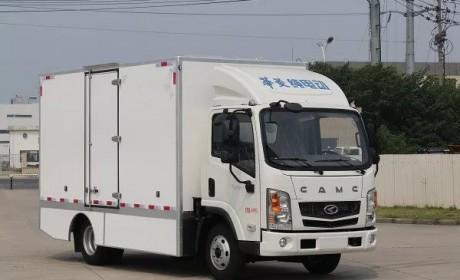 华菱稳扎稳打推动新能源货车走向市场