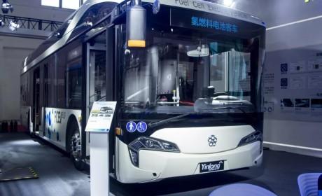 创新引领未来,银隆全新一代产品亮相道路运输展