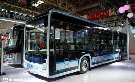 三龙合力发新品,金龙汽车集团引领国产客车奋进智能+时代