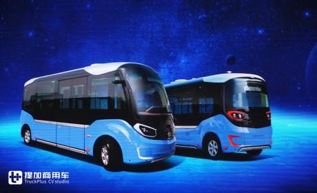星辰闪耀、未来可期,金旅发布SMARTPILOT自动驾驶技术平台