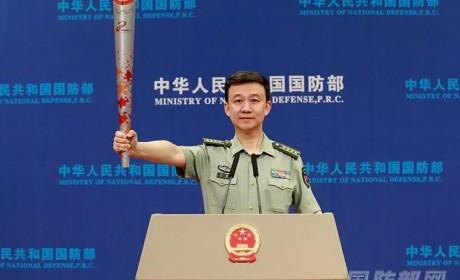 军运会火炬传递活动8月1日起跑!东风汽车全程护航