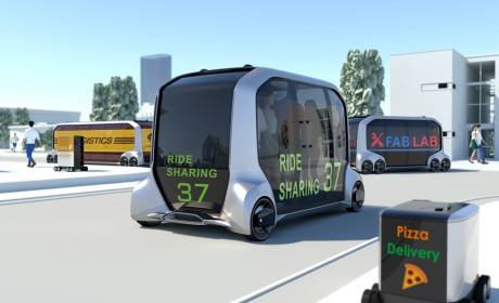 卡车、客车要融为一体?带你见识奔驰、斯堪尼亚等正在努力构建的商用车未来