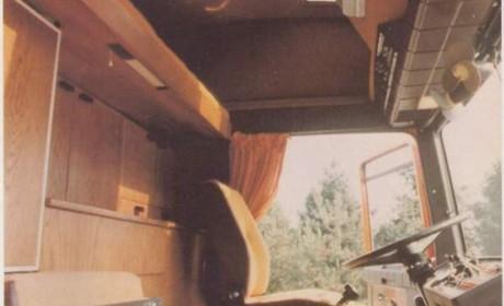 让卡车一点一点具有家的感觉,欧洲卡车高顶驾驶室发展简史