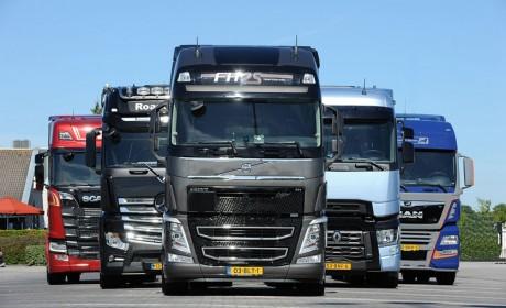 荷兰媒体横评5款欧卡纪念版车型,带您见识欧洲当前最豪华卡车的内饰配置